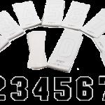 stencilnumber